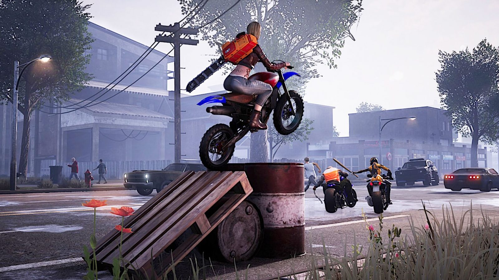 road rage 3 Road rage is an over-the-top, knock-down-drag-out motorcycle combat game that tests your skill on a range of badass bikes race, fight, and hustle your way through.